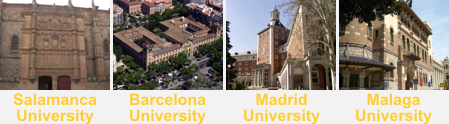Best Universities in Spain
