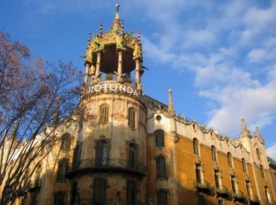 Barcelona Photos - Edificio Rotonda