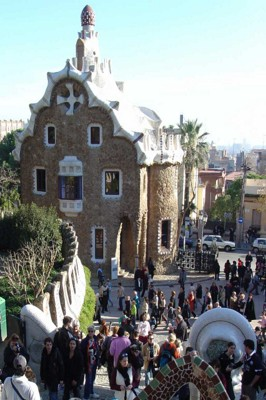 Barcelona Parque Guell