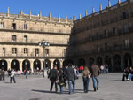 Introductory tour of Salamanca
