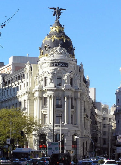 Resources and useful info about Madrid, Malaga and Salamanca