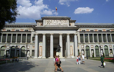 Museum Natural Science Madrid