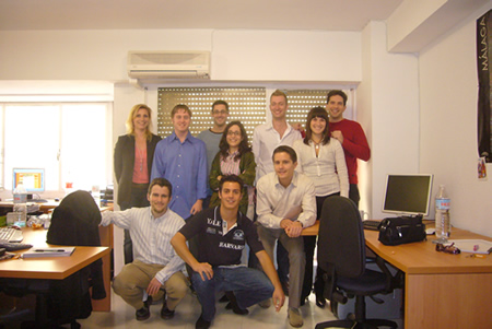 The Go Study Spain Team
